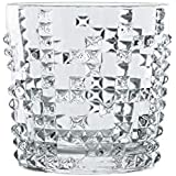 Soogo Impression Glass Rock Glass Set, 310 ml, 2-Pieces, Transparent