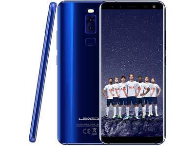 LEAGOO S8 (Dazzle Blue)