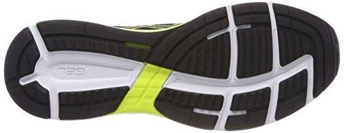 Asics Herren Gel-Phoenix 9 Laufschuhe Grau (Stone Grey/black/safety Yellow 1190)