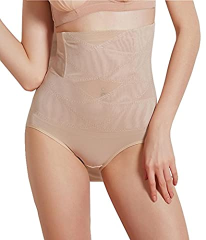 Invisable Strapless Body Shaper High Waist Tummy Control Panty Slim