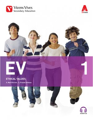 EV 1 ANDALUCIA +CD (ETHICAL VALUES 3D CLASS)