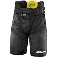 Bauer Supreme S190 Pantalones Junior, color negro, tamaño medium