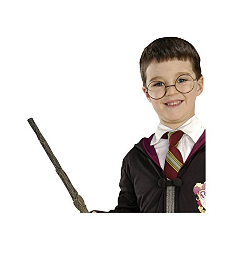 Licensed Harry Potter Wand and glasses kit (accesorio de disfraz)