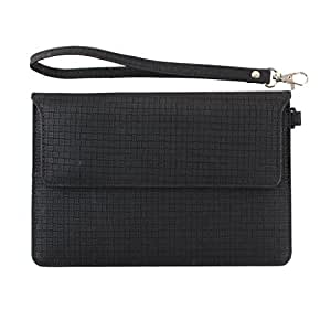 DooDa PU Leather Pouch Case Cover With Magnetic Closure & Video Viewing Stand For Samsung Galaxy Note 10.1