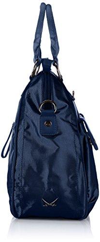 Sansibar  Mayenne, shoppers femme Bleu - Bleu marine