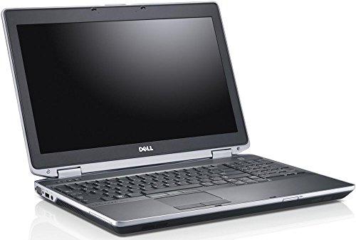 Dell Latitude E6530 15,6 Zoll 1920x1080 Full HD Intel Core i5 320GB Festplatte 8GB Speicher Win 10 Pro Webcam DVD Brenner P25G Notebook Laptop (Zertifiziert und Generalüberholt)