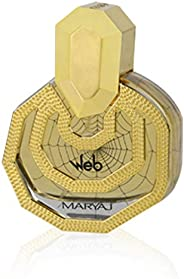 MARYAJ Web For Women - Eau De Parfum, 100 ml