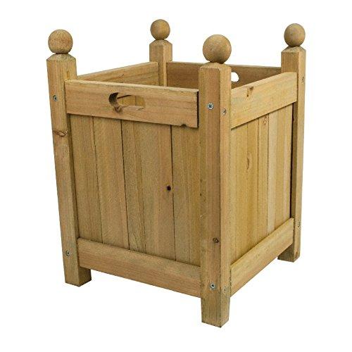 square-wooden-garden-planter-box-for-flower-vegetable-plants