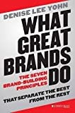 WHAT GREAT BRANDS DO: The Seven Brand-Building Principles that Separate The Best from