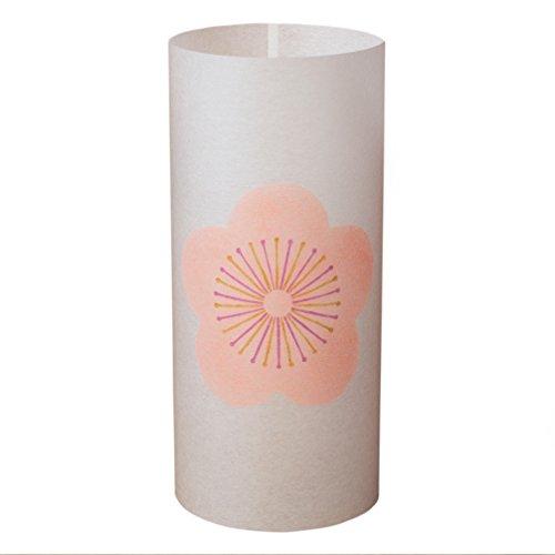 MUKO UME - Japanische Lampe Handgefertigt - Licht, Lampenschirm, Laterne, Shoji Lampe - Japanische Möbel - Asiatische, Orientalische Lampe - Shoji-papier-laternen