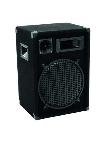 Omnitronic DX-1222 3-Wege Box 600 W | Robuste Full-Range-Box mit 12