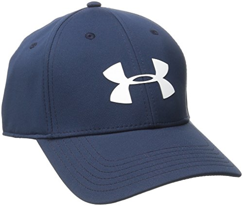 Under Armour Men's UA Golf Headline Cap Gorra de béisbol, Hombre, Azul (Academy), M/L