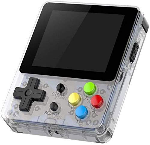 ZGYQGOO Unterstützung für PS1 / CPS/FC, Retro Gaming Konsole, kabelgebundene Controller, Gamepad für Game-Controller, Kombi-Controller mit Schnellladung, USB, Bluetooth-Empfänger, weiß