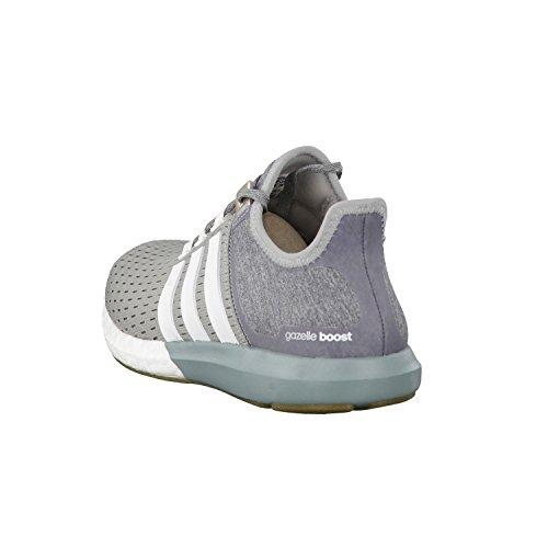 Adidas Climachill Gazelle Boost Women's Chaussure De Course à Pied - AW15 Black