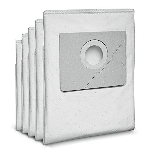 Kärcher 6.904-084.0 Vlies-Filtertüten T 8/1, 10 Stück