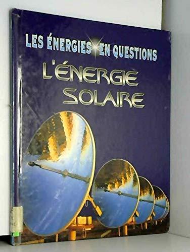 L'énergie solaire par Ian Graham (Relié)