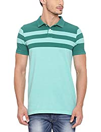 aec2f060ece2 Amazon.in: BASICS - T-Shirts & Polos / Men: Clothing & Accessories