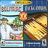 Encore Software Hoyle Backgammon & Hoyle South Beach Solitaire 2 Game Pack Popular by Encore