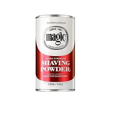 Magic Shave 142 g Extra Strength Shaving Powder