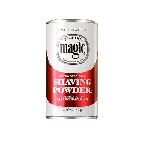 Softsheen Carson Magic Extra Strength Shaving Powder Depilatory 142g -