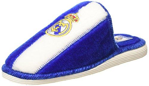 Andinas Real Madrid F.C Calzatura, Blu/Bianco, 42