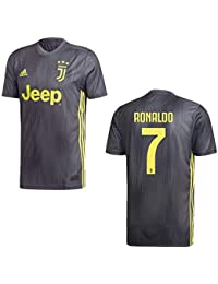 30f3df909 Adidas Juventus 7 Ronaldo Maglia Terza 3rd 2018/19 - M, Carbon