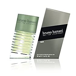 bruno banani Man - Eau de Toilette Natural Spray - Herb-aromatisches Herren Parfüm - 1 er Pack (1 x 50ml)