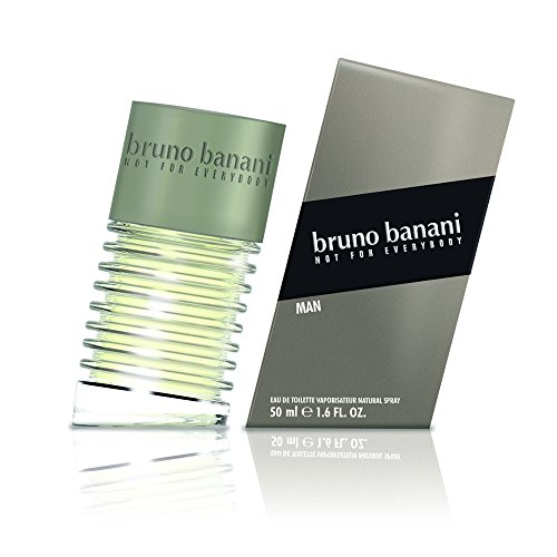 bruno banani Man Eau de Toilette Natural Spray, 1er Pack (1 x 50 ml)
