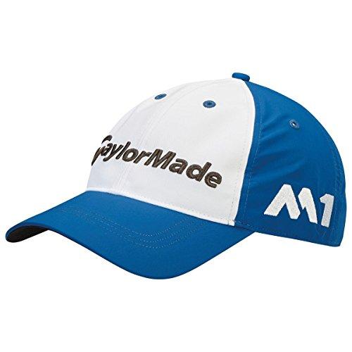 taylormade-2017-litetech-tour-authentic-unstructured-hat-mens-golf-cap-adjustable-eqt-blue-white