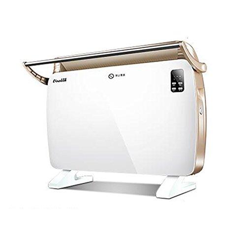 Radiateurs électriques YIXINY NFJ-200A2 Chauffage par Fil Chauffant Contrôle APP sur Téléphone Portable 2000W Blanc
