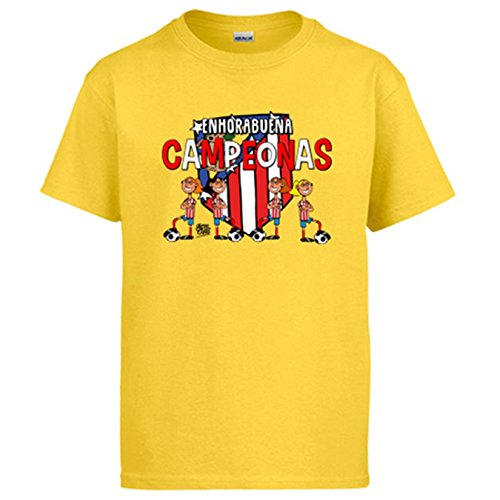 Diver Camisetas Camiseta Atlético Madrid Féminas