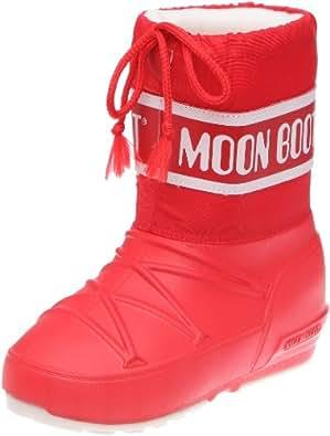Moon Boot Pod Jr, Chaussures bébé mixte enfant - Rose (Rosso), 27-28 EU