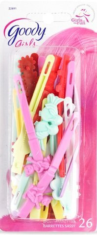goody-girls-sassy-self-hinge-hair-barrettes-52-count-assorted-colors-by-goody