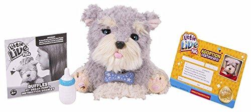 Little Live Pets - My Dream Puppy Ruffles, versión española (Famosa 700013957)