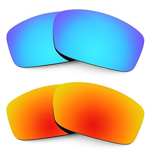 Revant Ersatzlinsen für Costa Caballito Polarisiert 2 Paar Kombipack K002