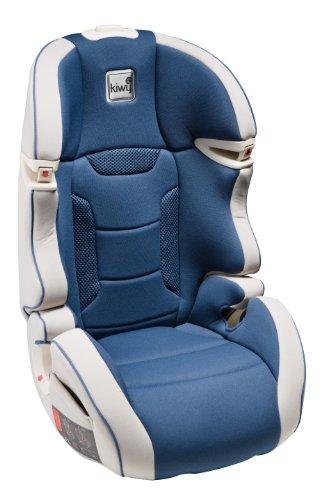 Kiwy 13023KW06B Kinderautositz Gruppe 2/3, Universal 15 - 36 kg, ECE R44/04, ocean blau
