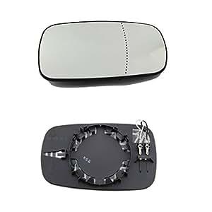 Doctorauto dr165619 miroir glace verre de r troviseur for Remplacement miroir retroviseur exterieur