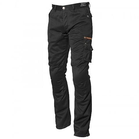 BERING - Pantalon Aviator Noir