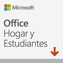 Office Hogar y Estudiantes 2019 | Todas las aplicaciones de Office 2019 para 1 PC/MAC