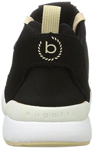 Bugatti Dy50096n6, Chaussures de Fitness Femme Schwarz (Schwarz)