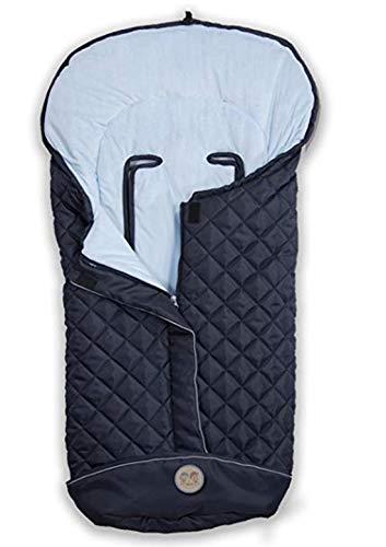 Textures Home - Sac universel Chaise intérieur Coralina Bleu Carreaux Imperméable 9648 + Cadeau Stylo à bille exclusif