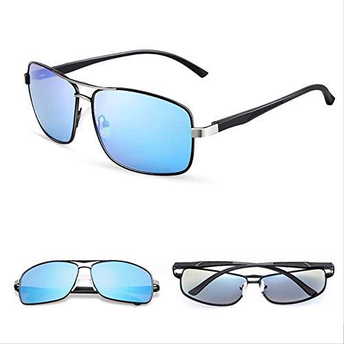 MJDL Marke Polarisierte Sonnenbrille Männer New Fashion Augen Schützen Sonnenbrille Mit Zubehör Unisex Schutzbrille 2053-A5