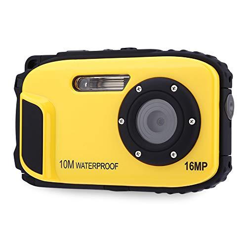 Springdoit-Fotocamera-HD-fotocamera-da-27-pollici-impermeabile-fotocamera-digitale-con-zoom-16MP8x-portatile-l-foto-DVR-esterna-rossa