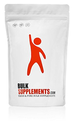 BulkSupplements Pure L-Glutamine Powder (1 Kilogram)