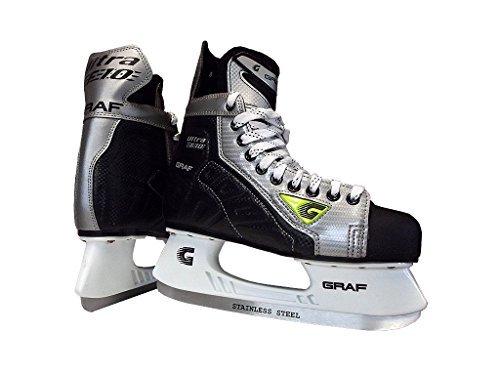 Graf F10 Schlittschuh Eishockey Größe 45 1/3