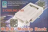 A4 Tech Wintech WSC-7 Festplatten HDD Gehäuse Wechsel-Rahmen Einbau-Rahmen Caddy Tray for SCSI 68pol 68 pin