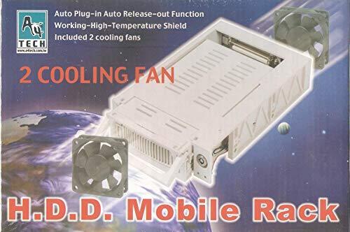 A4 Tech Wintech WSC-7 Festplatten HDD Gehäuse Wechsel-Rahmen Einbau-Rahmen Caddy Tray for SCSI 68pol 68 pin -