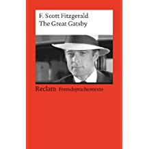The Great Gatsby: Reclams Rote Reihe – Fremdsprachentexte (English Edition)