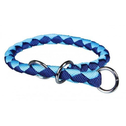 Halbwürger Trixie Cavo L-XL Ø18mm 52-60cm blau hellblau