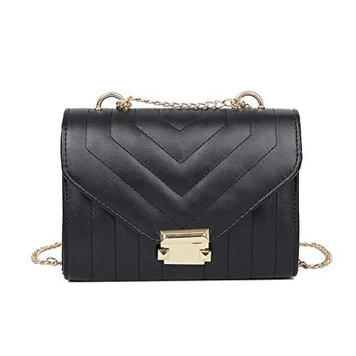 Damen Handtasche Clutches,BESTSHOPE Schultertaschen Retro Tasche Wilder Bote Umhängetasche CrossbodyTasche Tote Tasche Handtasches Geldbörse Reisetasche Reißverschlusstasche für Frauen Mädchen
